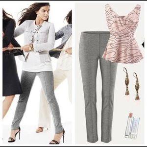 Women's Cabi Newport Pant Style 814 Gray Size 4
